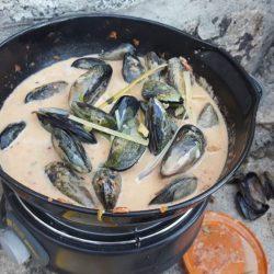 Mussels Beach picnic