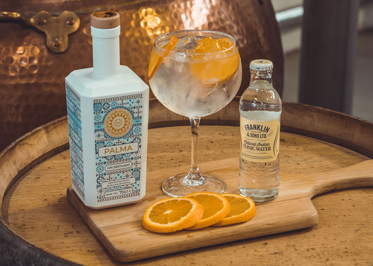 Gin Distillery Tour and Tasting