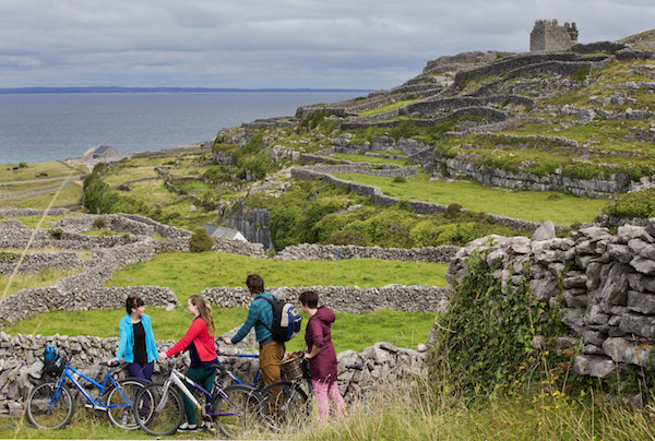 Cycling Ireland Historical Site