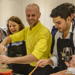 Cooking Traditional Spanish Cuisine