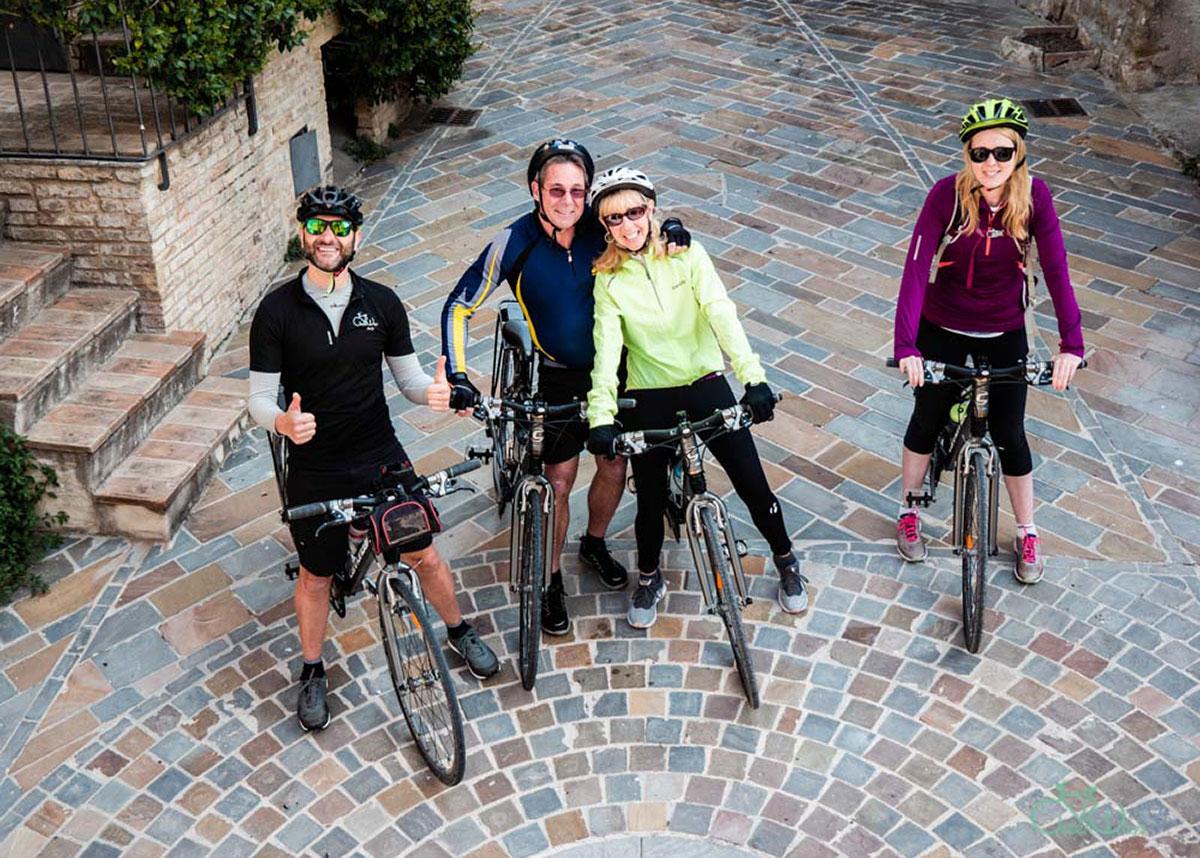 Active Tour of Umbria