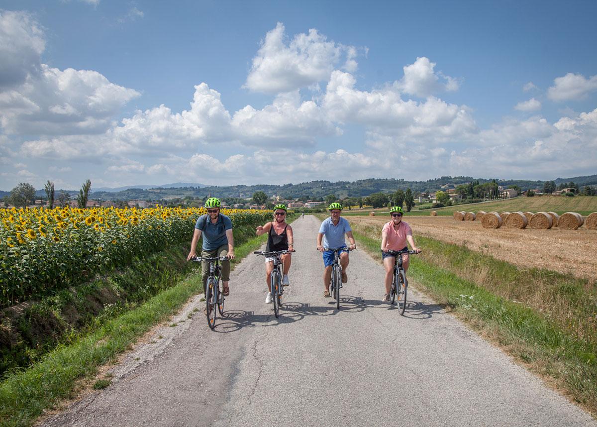 Group Bike Trail